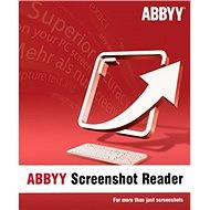 ABBYY Screenshot Reader (Electronic License) - Software