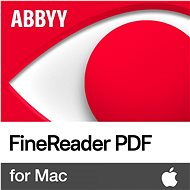 ABBYY FineReader PDF for Mac (Electronic License) - Office Software