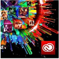Adobe Creative Cloud for teams All Apps MP ENG Commercial (12 Months) (Electronic License) - Graphics Software