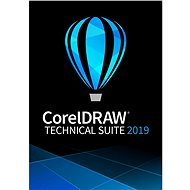 CorelDRAW Technical Suite 1-Year Subscription for One User (Electronic License) - Electronic license