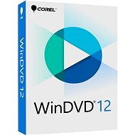 Corel WinDVD 12 Corporate Upgrade License ML Single User  (Electronic License) - Video Software