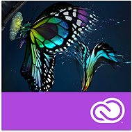 Adobe Commercial Premiere Pro Creative Cloud MP Team ENG Commercial RENEWAL (12 Months) (Electronic