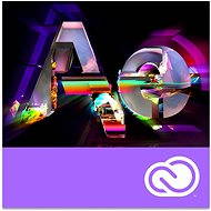 Adobe After Effects Creative Cloud for Teams MP ENG (1 month)  - Electronic license