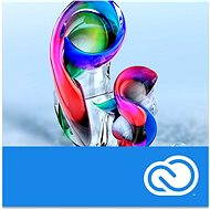 Adobe Photoshop Creative Cloud MP ML (incl. CZ) Commercial (1 Month) (Electronic License) - Graphics Software