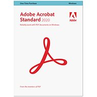 Adobe Acrobat Standard WIN ENG (BOX) - Office Software