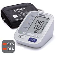 OMRON M3 with colour  hypertension indicator