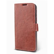 EPICO FLIP CASE Samsung Galaxy A51, Brown - Mobile Phone Case