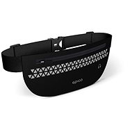 Epico Running Pouch, Black - Mobile Phone Case