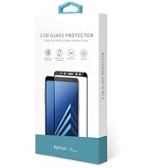 Epico Glass 2.5D for Samsung Galaxy A40 - Black - Glass protector