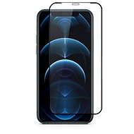 Epico Edge to Edge Glass iPhone 12/iPhone 12 Pro, Black - Glass protector