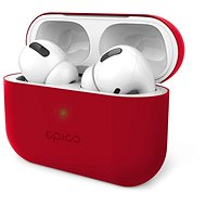 EPICO SILICONE COVER AIRPODS PRO - Red - Case