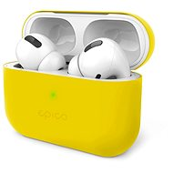 EPICO SILICONE COVER AIRPODS PRO - Yellow - Case