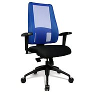 TOPSTAR Lady Sitness Deluxe blue / black - Office Chair