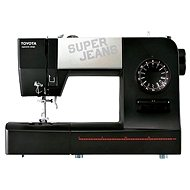 Toyota Super Jeans J15 black - Sewing Machine
