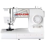 Toyota Super J 15 WE - Sewing Machine