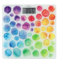 Gallet PEP954 Aquarelles - Bathroom scales