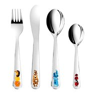 Tescoma BAMBINI child cutlery - colourful animals - Children's Cutlery