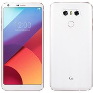 LG G6 White - Mobile Phone