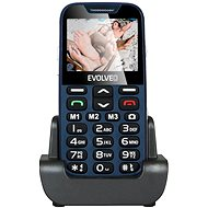 EVOLVEO EasyPhone XD blue/silver - Mobile Phone