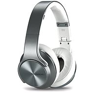 EVOLVEO SupremeSound E9 silver/white - Headphones with Mic