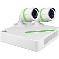 EZVIZ Analogue Kit NVR + 2x 720p camera - Camera System