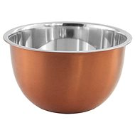 FACKELMANN Bowl 4.4l Stainless Steel/Copper - Bowl