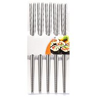 FACKELMANN Chopsticks 23cm 10pcs stainless - Cutlery