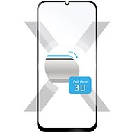 FIXED 3D FullGlue-Cover for Samsung Galaxy A50/A50s with full-screen adhesive, black