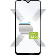 FIXED FullGlue-Cover for Samsung Galaxy A10s, black - Glass protector
