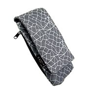 FIXED Club with Velcro Closure, size 3XL, Grey Mesh motif - Mobile Phone Case