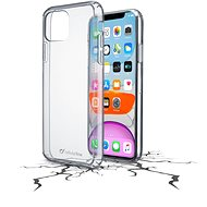 Cellularline Clear Duo for Apple iPhone 11 - Mobile Case