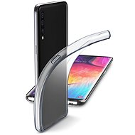 Cellularline Fine for Samsung Galaxy A50/A30s, Colourless - Mobile Case