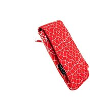 FIXED Club with Velcro Closure, size 3XL, Red Mesh motif - Mobile Phone Case