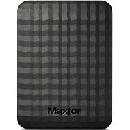 "Maxtor 2.5"" M3 Portable 1TB Black - External hard drive"