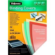 FELLOWES A4 transparent 180 microns - Binding Cover