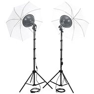 Terronic Basic Hobby 500/500 KIT permanent lights - Photo lighting