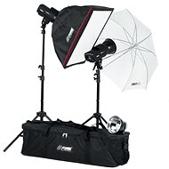 Terronic Basic - 200P Terronic studio flash kit - Flash