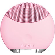 FOREO LUNA Mini facial cleansing brush, Petal Pink