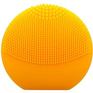 FOREO LUNA play facial cleansing brush, Sunflower Yellow