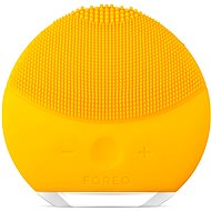 FOREO LUNA Mini 2 facial cleansing brush, Sunflower Yellow - Cleansing Kit