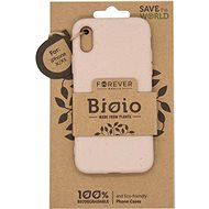 Forever Bioio for iPhone X/XS, Pink