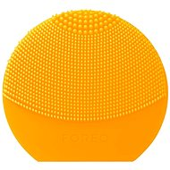 FOREO LUNA Play Plus Facial Cleanser, sunflower yellow