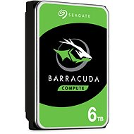 Seagate BarraCuda 6TB
