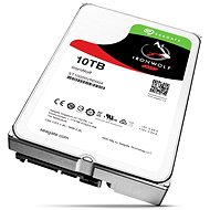 Seagate HDD 10TB IronWolf - Hard Drive