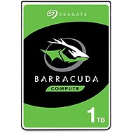 Seagate Barracuda 1TB Laptop