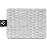 Seagate One Touch SSD 500GB, White - External hard drive
