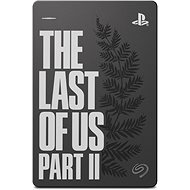 Seagate PS4 Game Drive 2TB The Last Of Us Part II - External Hard Drive