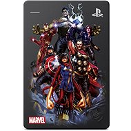 Seagate PS4 Game Drive 2TB Marvel Avengers Limited Edition - Cap - External Hard Drive