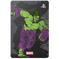 Seagate PS4 Game Drive 2TB Marvel Avengers Limited Edition - Hulk - External Hard Drive