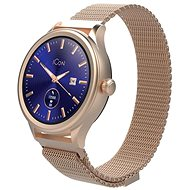 Forever Icon AW-100 Gold - Smartwatch